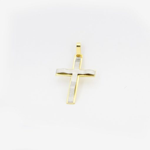 Pingente Ouro 18k Crucifixo