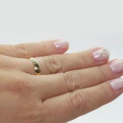 Par de Alianças em Ouro 18k +/- 5 gramas 4,5mm de largura – Abaulada Lisa